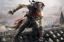 Počítačová hra Assassin's Creed Liberation HD.