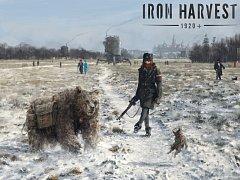 Počítačová hra Iron Harvest.
