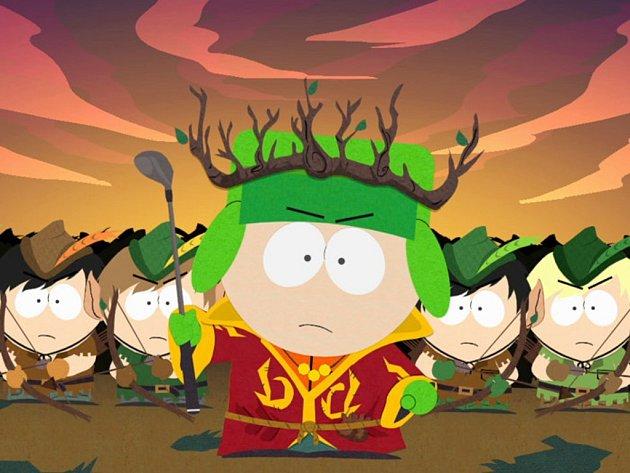Počítačová hra South Park: The Stick of Truth.