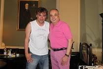 Tomáš Matonoha přijal roli Sama v muzikálu Mamma Mia!