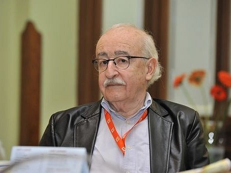 Juraj Herz na Finále Plzeň.