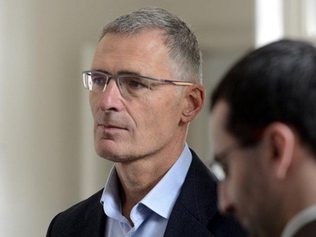 Bývalý ředitel civilní rozvědky Karel Randák.