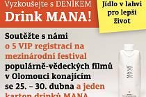 Vyzkoušejte s Deníkem drink MANA!