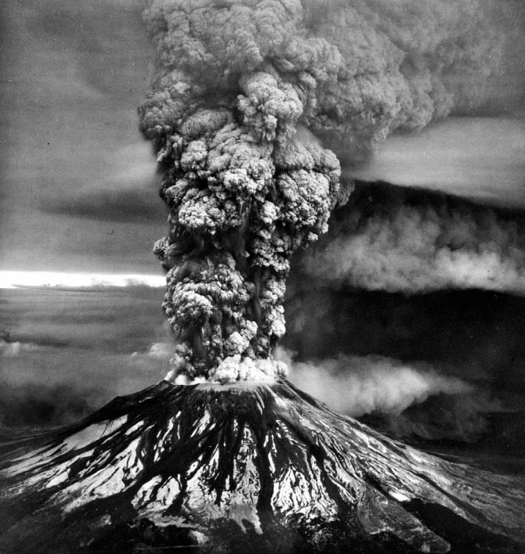 Výbuch Hory svaté Heleny, 18. května 1980