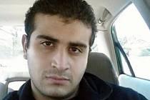 Střelec z floridského nočního klubu Omar Mateen.
