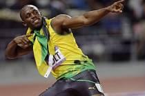 Fenomén Usain Bolt.