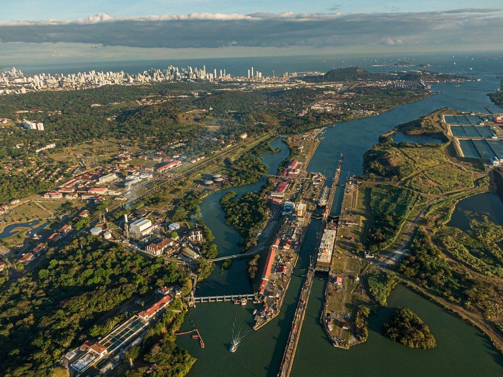 Panamský průplav