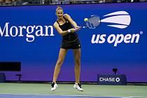 Karolína Plíšková - Česká tenistka Karolína Plíšková ve 2. kole US Open.