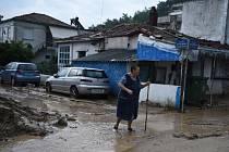 Silné deště postihly v noci na dnešek řadu oblastí Řecka a způsobily záplavy.