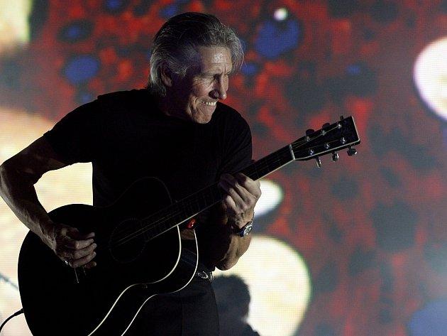 Bývalá vůdčí osobnost skupiny Pink Floyd, zpěvák a skladatel Roger Waters.