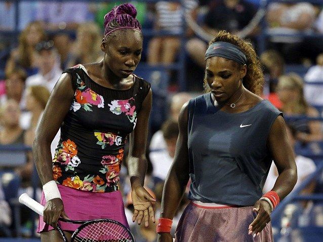Sestry na kurtu: Serena a Venus Williamsovy