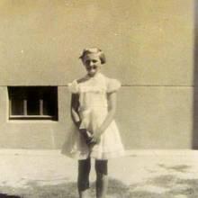 Drahomíra Šinoglová, dětství, 60. léta.