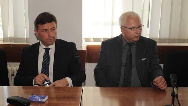 Vít Mandík a Josef Macík - Okresní soud v Ústí nad Labem