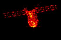 Zřejmě jeden z posledních snímků stanice Tchien-kung 1