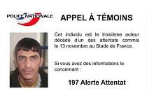 Francouzská policie žádá o pomoc s identifikací atentátníka