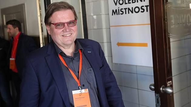 Bývalý ministr práce Zdeněk Škromach