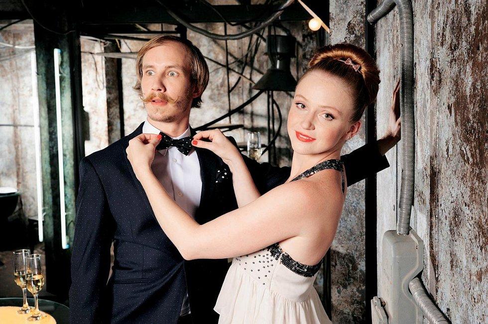 StarDance - Marek Zelinka a Marie Doležalová