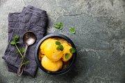 Mangový šerbet