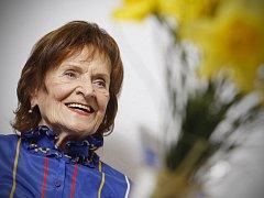 TEXTAŘKA. Své tvůrčí snažení jsem věnovala několik let převážně Marii Rottrové, říká Jiřina Fikejzová.