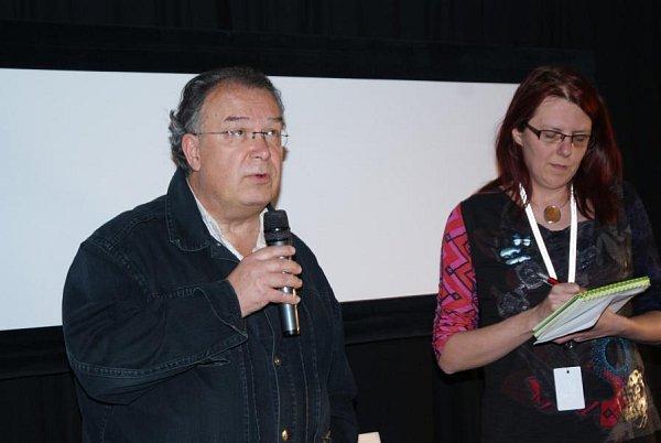 Polský filmař Lech Majewski