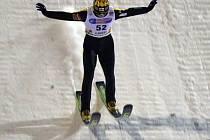 Finský skokan Janne Happonen zvítězil v závodě Světového poháru v Kuopiu.