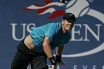 Tomáš Berdych vypadl ve 3. kole US Open s Chilanem Gonzalezem.