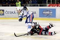 Brno nakonec zdolalo Chomutov