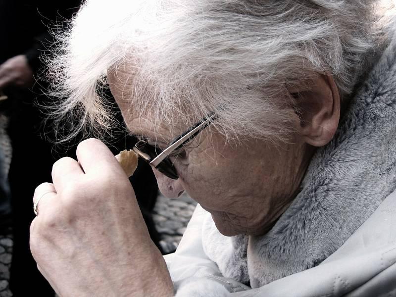 Alzheimerova choroba. Péče o pacienty. Ilustrační foto