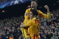 Barcelona - Atlético Madrid: Luis Suárez otočil zápas