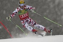 Marcel Hirscher ovládl potřetí v kariéře hodnocení obřího slalomu Světového poháru.