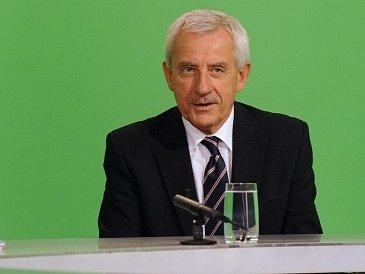 Ministr zdravotnictví Leoš Heger byl 16. září hostem diskusního pořadu České televize Otázky Václava Moravce.
