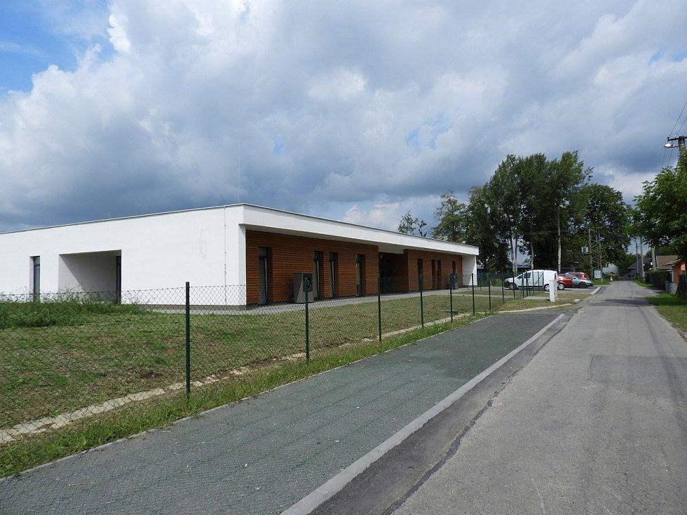 Pobytové služby pro klienty ostravského centra Čtyřlístek