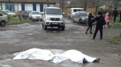 Oběti střelby v Dagestánu