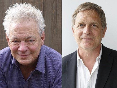 Brent Schlender a Rick Tetzeli.
