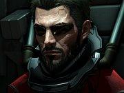 Počítačová hra Deus Ex: Mankind Divided - A Criminal Past.