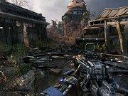Počítačová hra Metro: Exodus.
