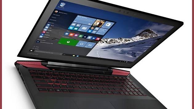 Herní notebook Lenovo IdeaPad Y700.