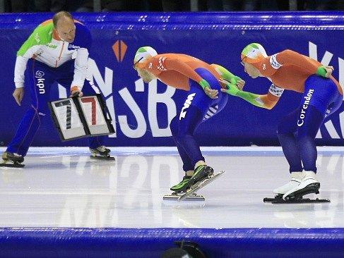 Christijn Groeneveld (vlevo)