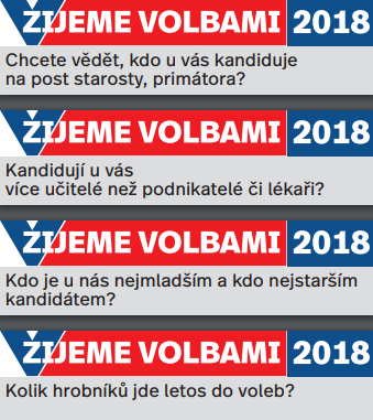 Žijeme volbami 2018
