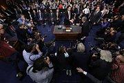 James Comey před senátem