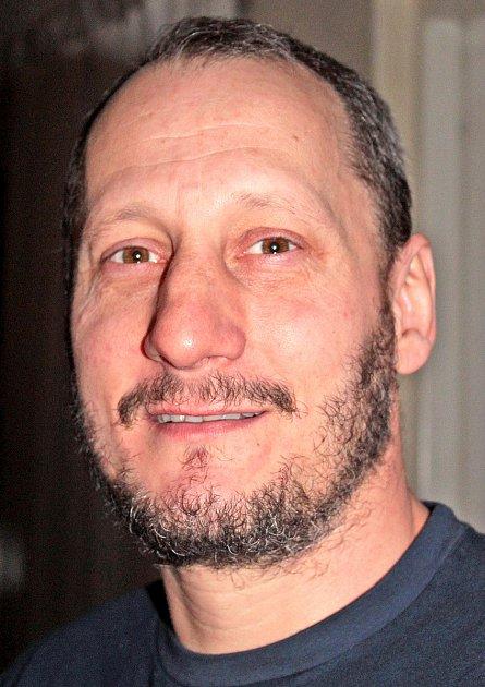 Jiří Kaprálek, 43let, státní zaměstnanec