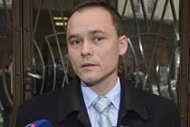 Náměstek olomouckého vrchního státního zástupce Pavel Komár.