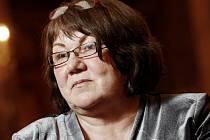 Bývalá místopředsedkyně Ústavního soudu Eliška Wagnerová