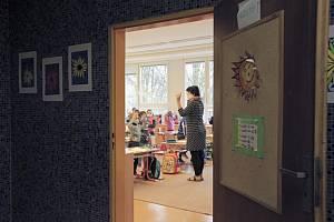 Výuka na základní škole. Ilustrační snímek