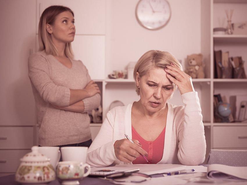 Některé vztahy matky a dcery nejsou růžové