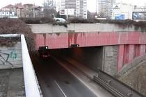 silniční tunel v Liberci