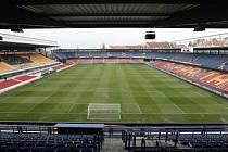 Stadion Letná (Generali Arena) v Praze.