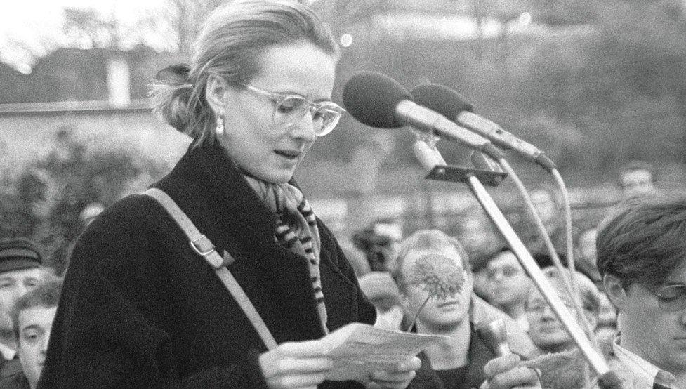 Monika MacDonagh Pajerová na Albertově