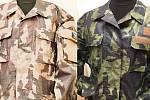 Vědci Technické univerzity v Liberci vyvinuli pro armádu uniformu s proměnlivou kamufláží, která dokáže vojáka zamaskovat v lese i na poušti
