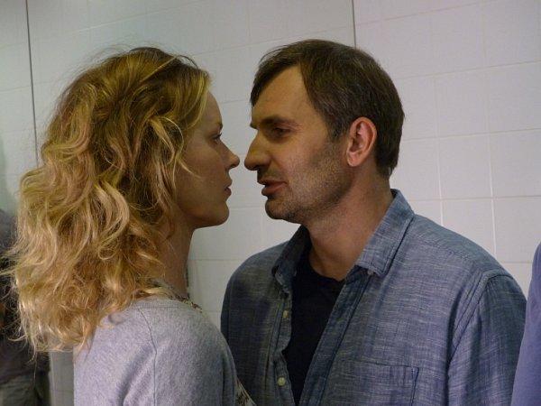 Nový český film Pohádkář natočil režisér Vladimír Michálek sJiřím Macháčkem, Evou Herzigovou a Annou Geislerovou vhlavních rolích.
